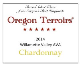 Oregon Terroir Chardonnay